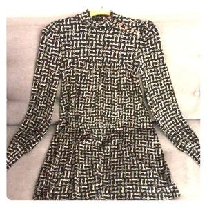 Juicy Couture key design dress. Size- small.